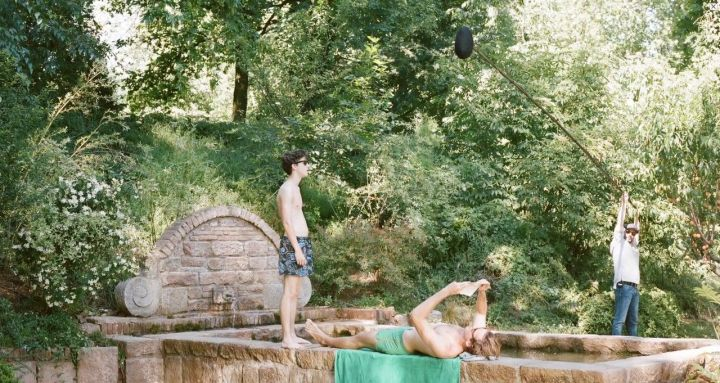 CMBYN -Behind the scenes