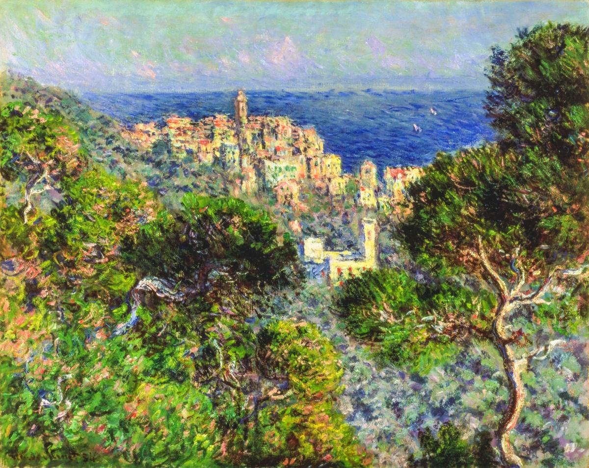 Monet's Berm