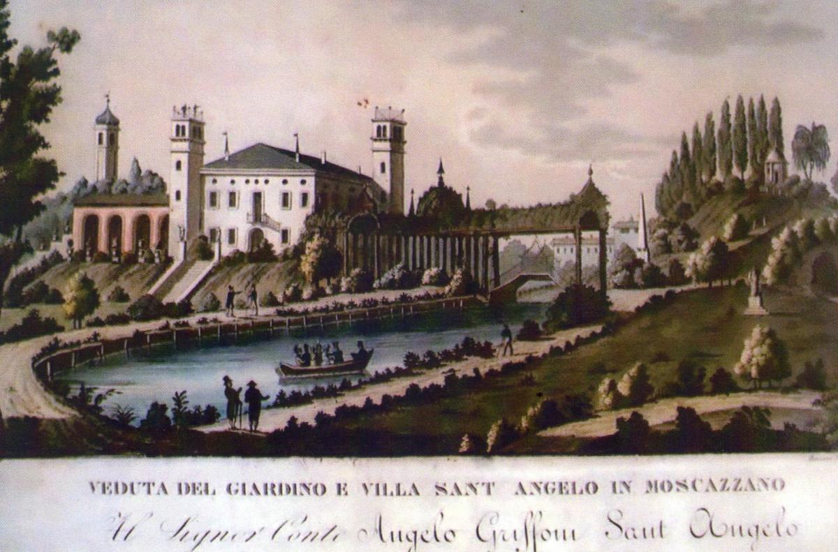 Moscazzano - Palazzo Albergoni