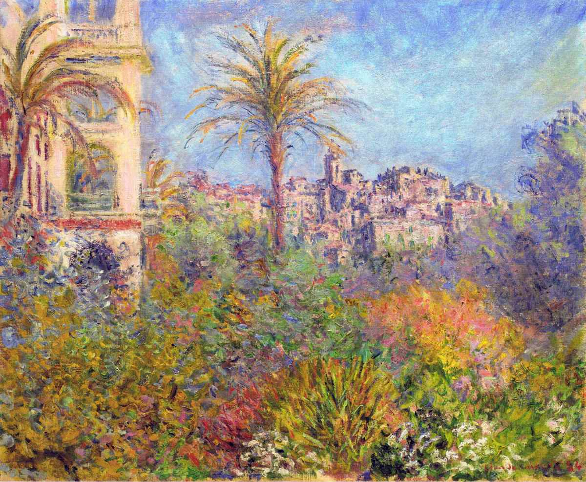 Monet in Bordighera