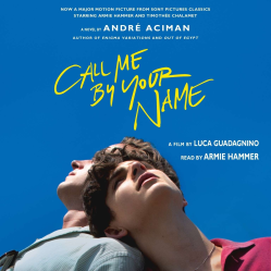 The CMBYN Audiobook read by Armie Hammer