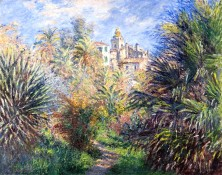 """Claude Monet - Moreno Gardens"" on view at Norton Gallery in West Palm Beach"